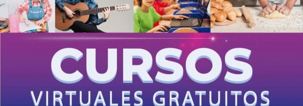 CURSOS VIRTUALES GRATUITOS.
